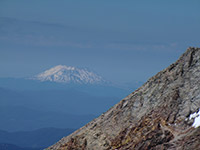 Mount Saint Helens from Illumination Saddle
