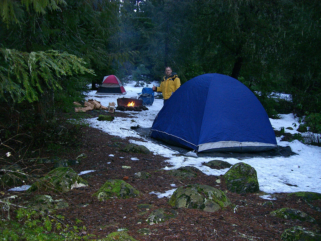 Camping Loomis Adventures Camping Hiking Fishing
