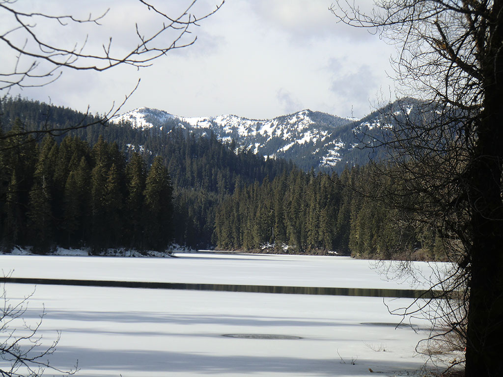 Fish Lake, Oregon