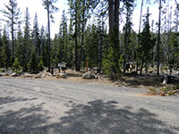 Pole Creek Trailhead