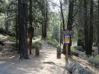 Peter Skene Ogden Trail at McKay Crossing