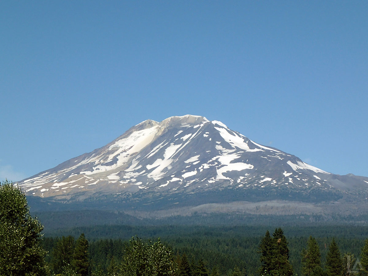 Mt Adams, Washington