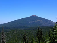 Olallie Butte from Potato Butte