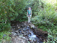 Katie at Creek Crossing