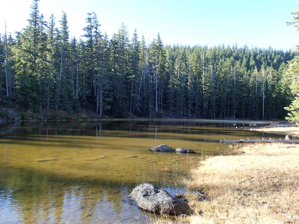 Green Lake Hike - Mt H...