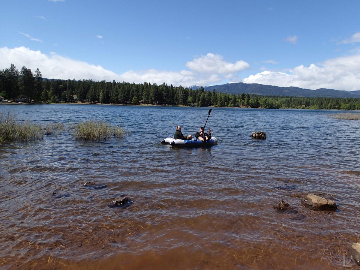 Camping loomis adventures camping hiking fishing for Rock creek fishing