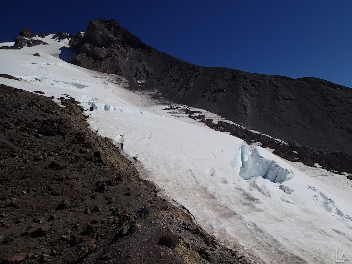 White River Glacier - Mt Hood, Oregon