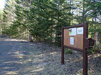 Rooster Rock Trailhead