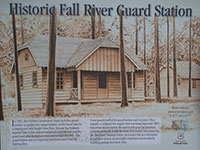 Fall River Guard Station history