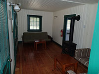 Fall River Guard Station - Family room