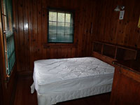 Fall River Guard Station - Bedroom 2