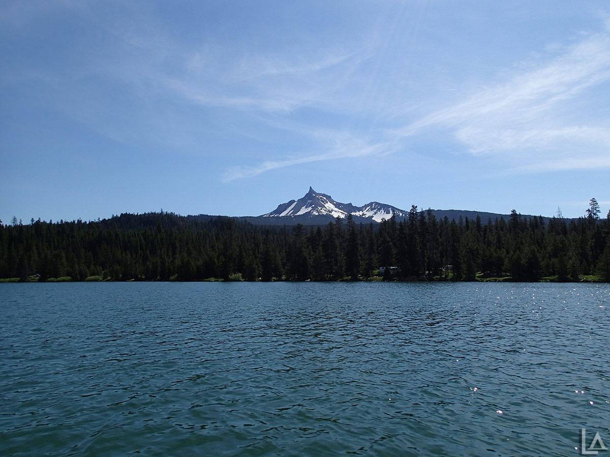 Diamond lake and crater lake oregon loomis adventures for Fish lake oregon