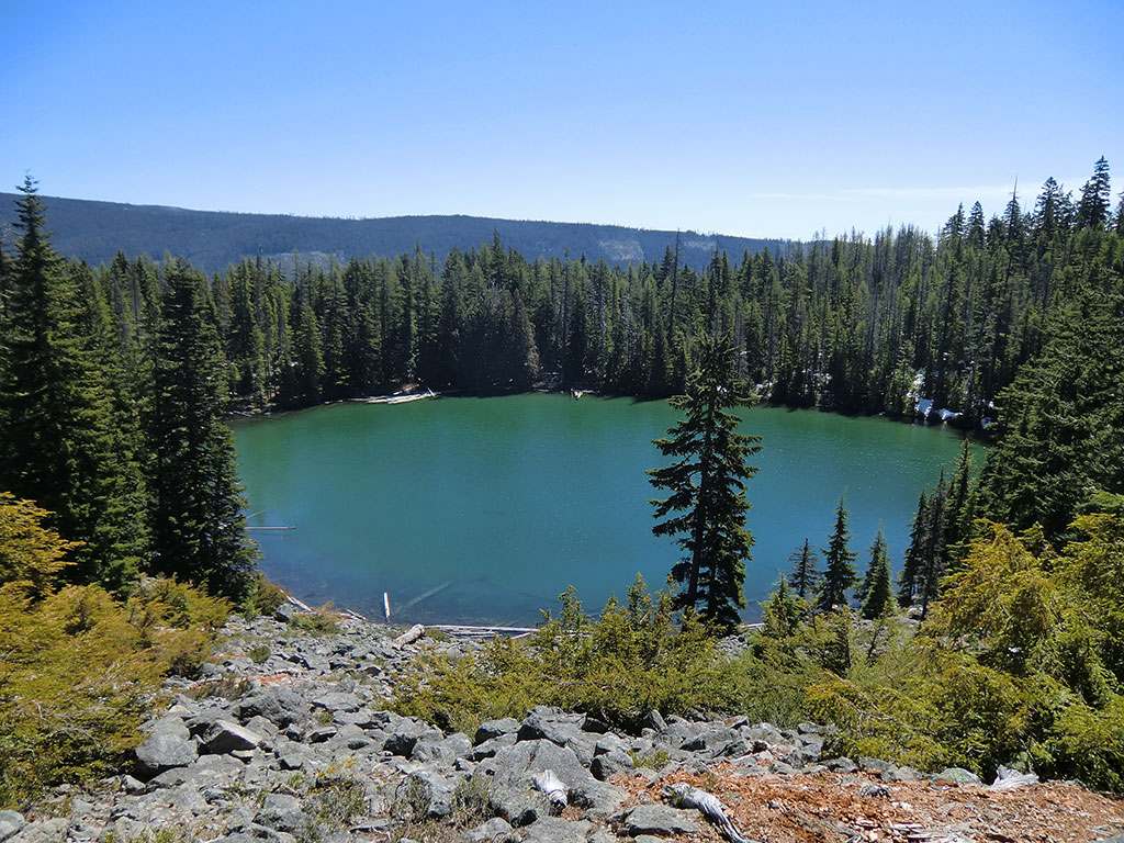 oregon lakes   loomis adventures   camping, hiking, fishing