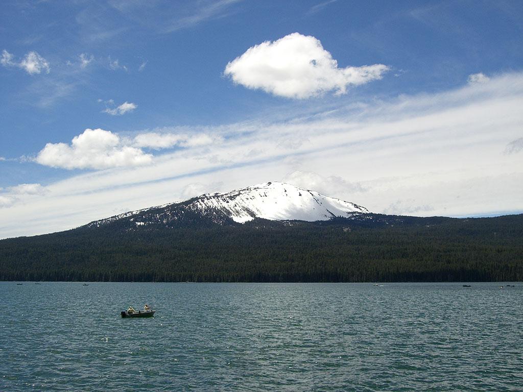 Oregon Lakes Loomis Adventures Camping Hiking
