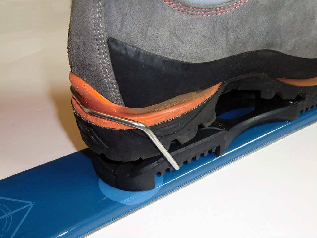 5th Element Lk Pro Ski Boards Review Loomis Adventures