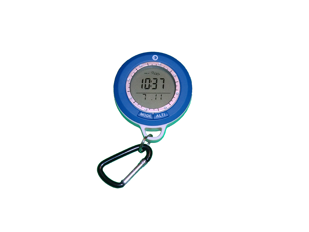 Ambient Weather Keychain Weather Station Altimeter Review
