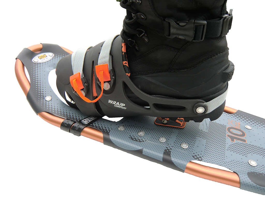 Atlas 10 Series Snowshoes Review Loomis Adventures