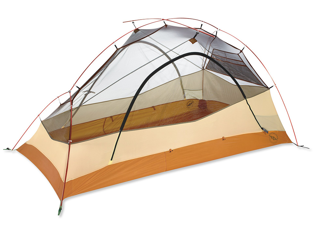 Big Agnes Copper Spur UL2 Tent - w/out Fly  sc 1 st  Loomis Adventures & Big Agnes Copper Spur UL2 Tent Review | Loomis Adventures ...