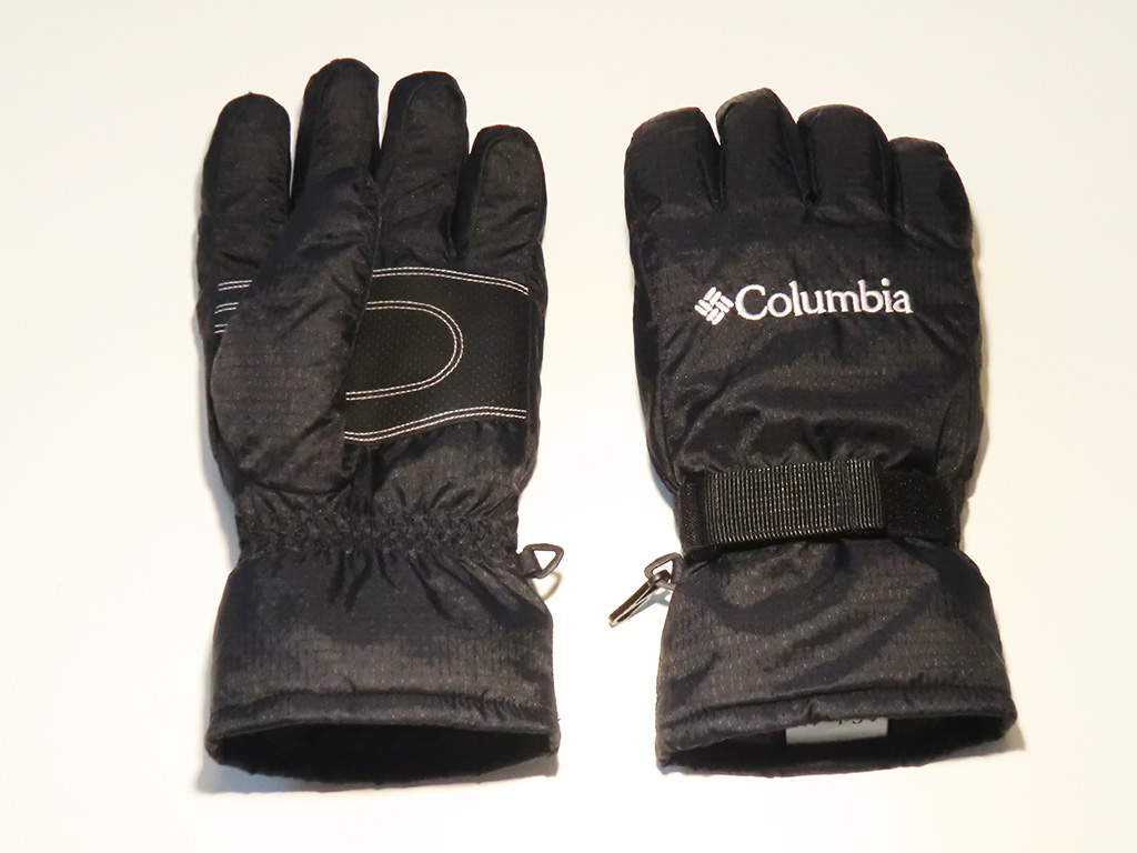 Columbia sportswear men 39 s core glove review loomis for Winter fishing gloves