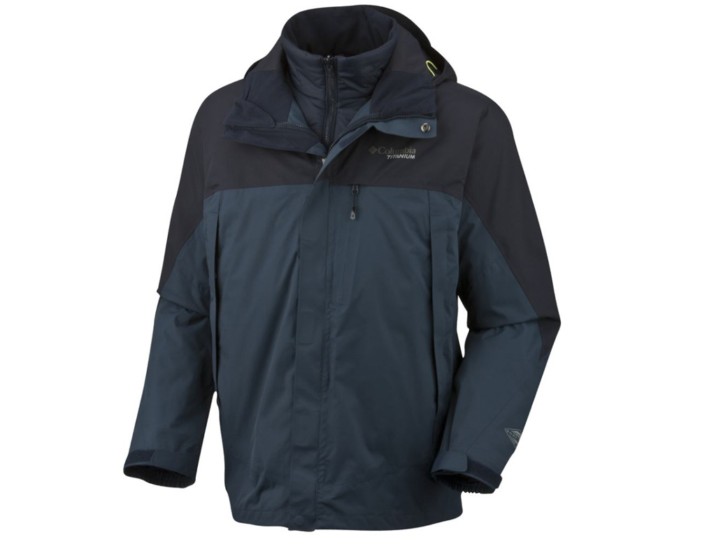 Columbia Sportswear Men S Lhotse Mountain Ii Parka Review