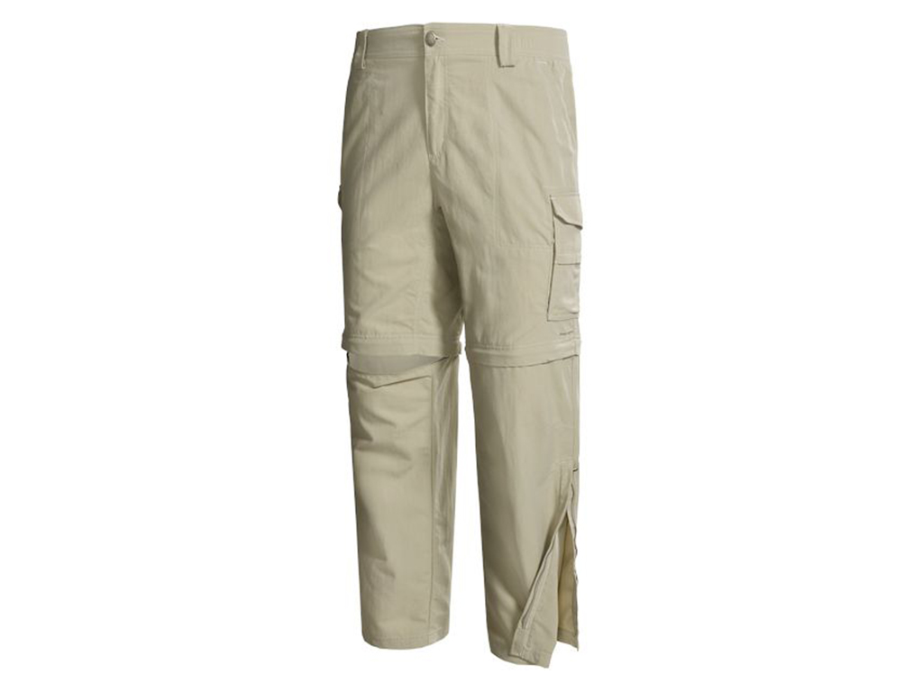 Columbia sportswear venture ii convertible pants review for Columbia fishing pants