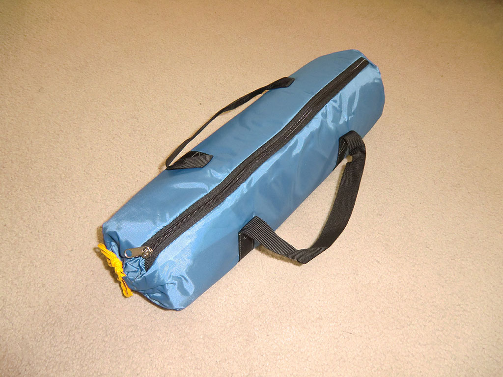 Hi-Tec V-Lite 2 Tent - Carry Bag & Hi-Tec V-Lite 2 Tent Review | Loomis Adventures | Camping Hiking ...