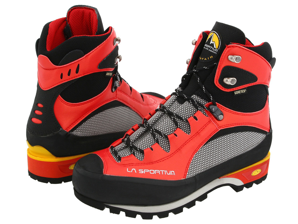 La Sportiva Trango S Evo Gtx Mountaineering Boot Review