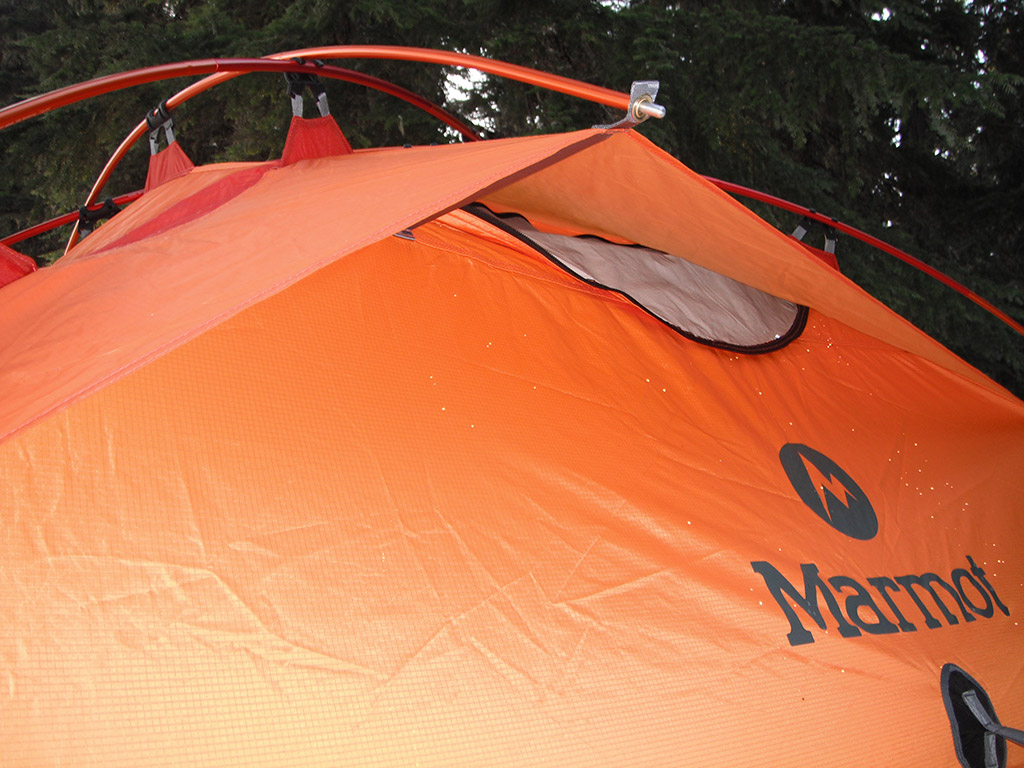 Marmot Alpinist 2P Expedition Tent Review & Marmot Alpinist 2P Expedition Tent Review | Loomis Adventures ...