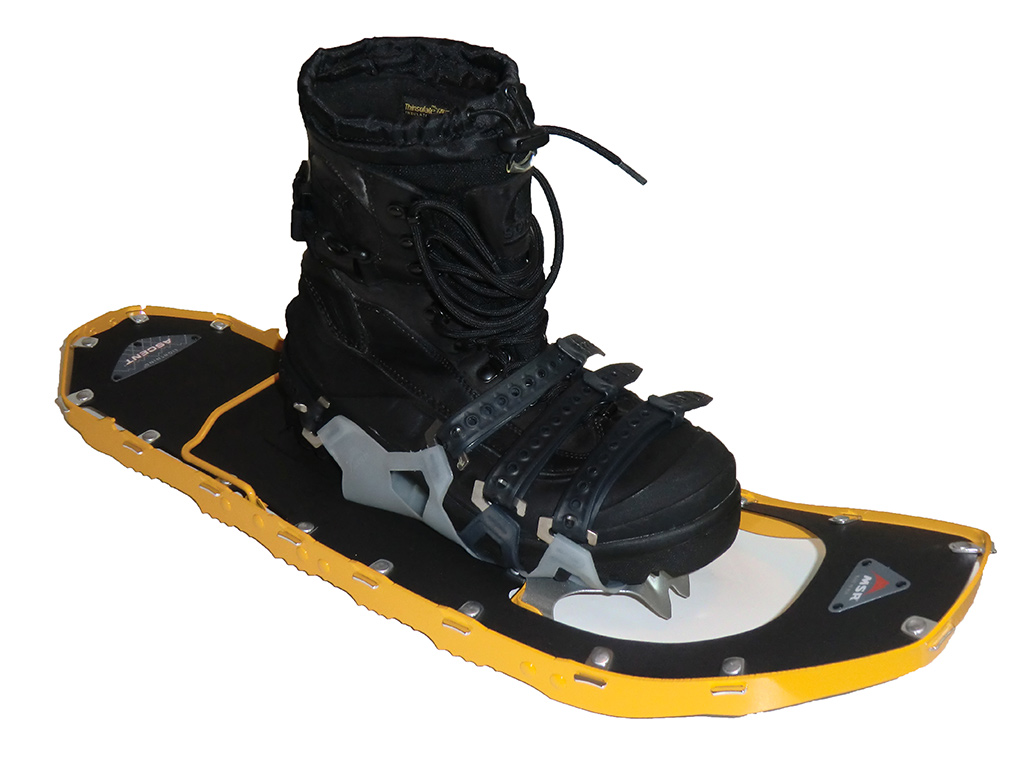 What Size Snow Shoes Lbs