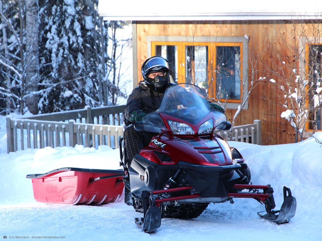 Pelican Snow Trek Sport 75 Utility Sled Review Loomis Adventures