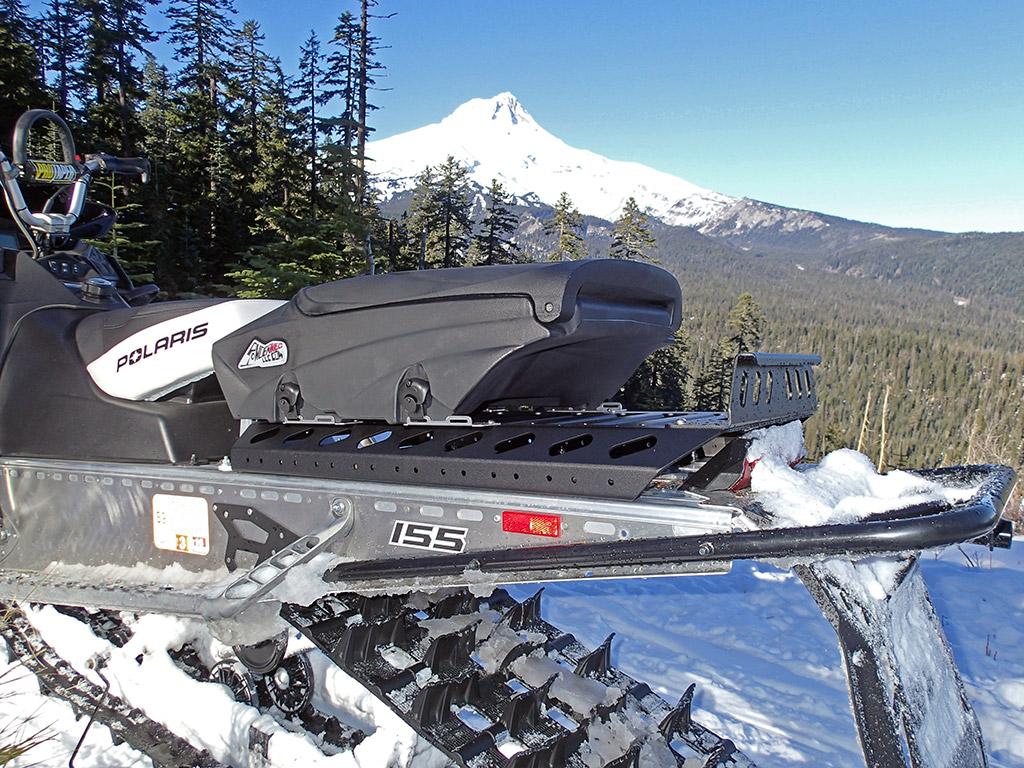 Powder Keg 700 Low Profile Snowmobile Dry Box Review
