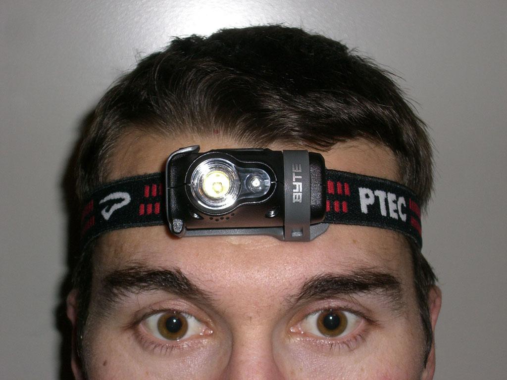 Princeton Tec Byte Headlamp - Front Profile 1d1e637e5b00