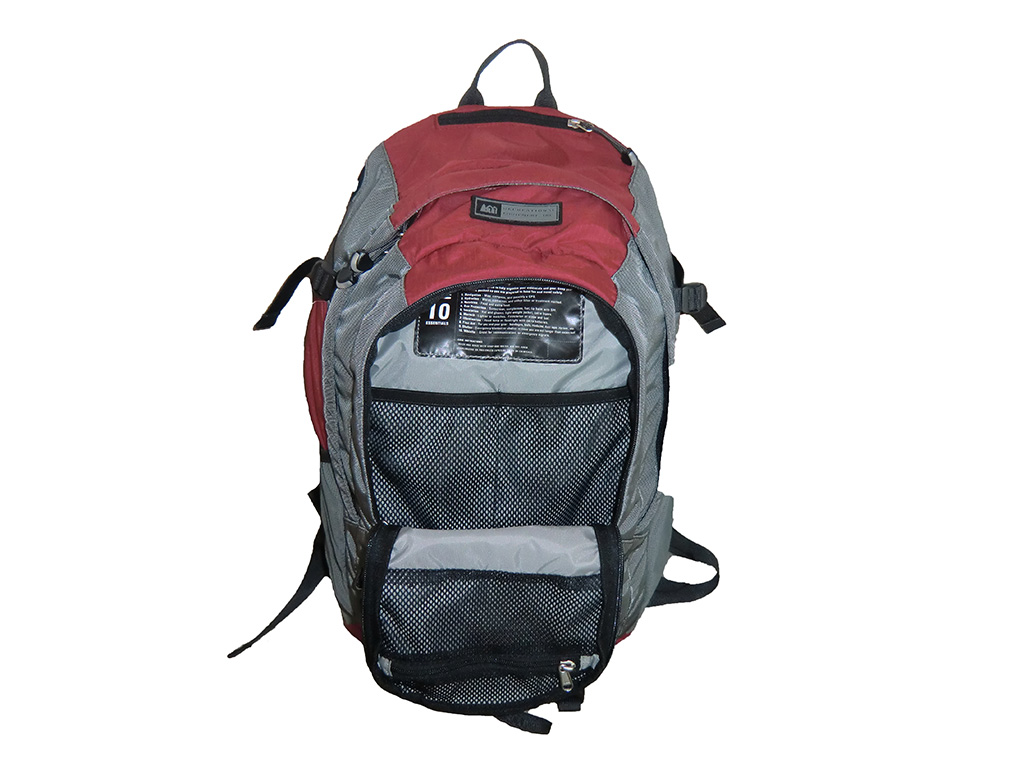 Rei Lookout 40 Liter Backpack Review Loomis Adventures