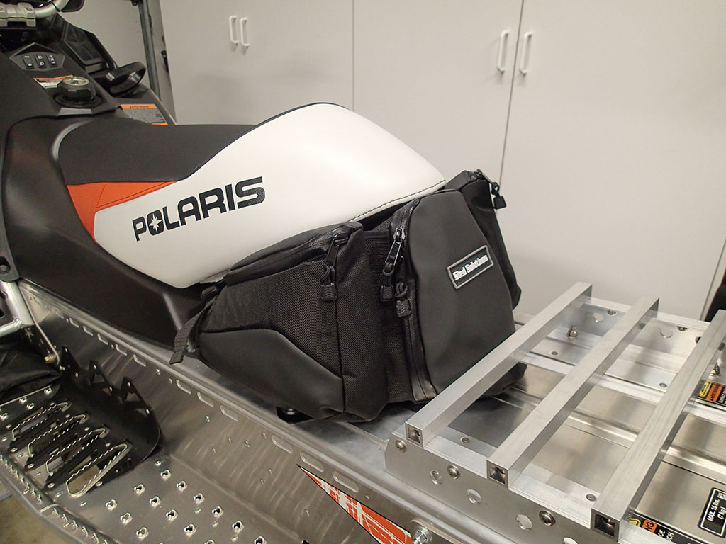Sled Solutions E Series Backcountry Snowmobile Underseat