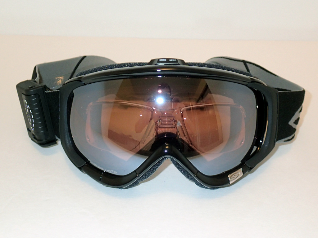 023fcdb9927 Picture of Smith Phenom Turbo Fan Snow Goggles - With RX insert