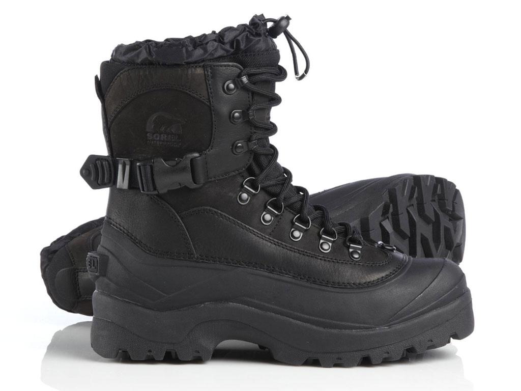 Sorel Conquest Men's Winter Boots Review | Loomis Adventures ...