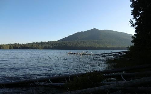 Cultus Lake - Deschutes National Forest, Oregon