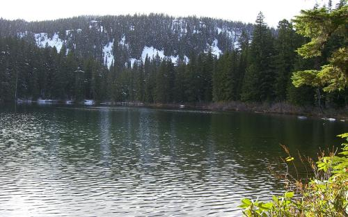 Hideaway Lake - Mount Hood National Forest, Oregon