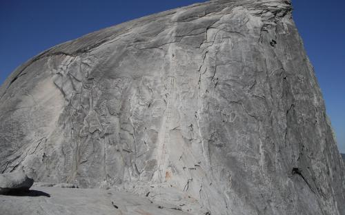 Half Dome Cables - Yosemite, CA
