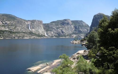 Hetch Hetchy Reservoir - Yosemite, CA